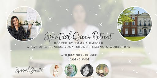 Spiritual Queen Dorset Retreat 2019