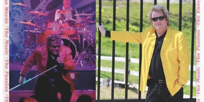 "Rod Stewart Tribute Show \""Atlantic Crossing\"""