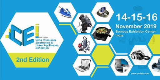 India Consumer Electronics & Home Appliances Exhibition
