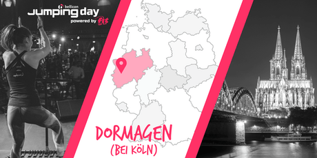 "JUMPING DAY powered by ""FIT FOR FUN"" (Dormagen bei Köln) Tickets"