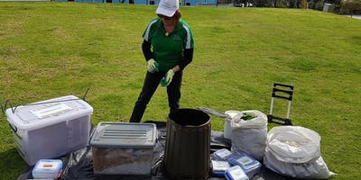 Composting Your Way to Zero Food Waste with Robyn Brown....FREE EVENT!