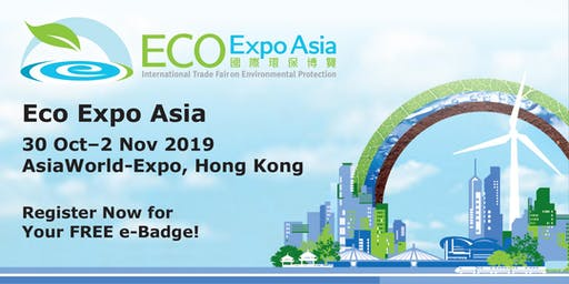 Eco Expo Asia 2019