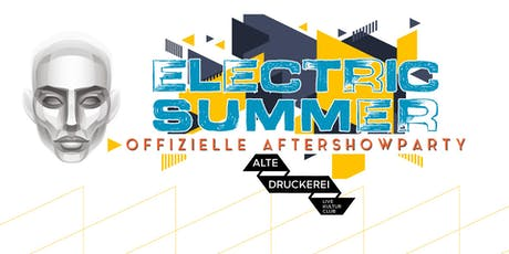Electric Summer - Aftershow Rave Tickets