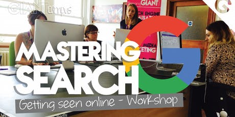 SEO TRAINING - Learn how to improve your website ranking yourself! tickets