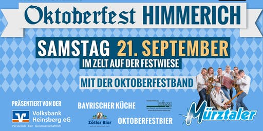 2.Oktoberfest auf der Himmericher Festwiesn