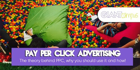 PPC COURSE | The theory behind PPC, why you should use it and how! tickets