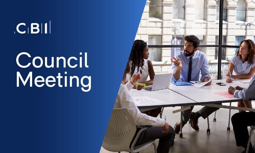 London Regional Council meeting