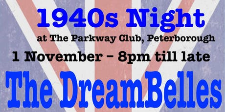 1940s Dance with The DreamBelles and The Blitz Dancers tickets
