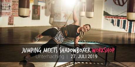 JUMPING meets Shadowboxer Workshop Tickets