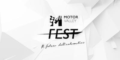 Convegno Inaugurale  Motor Valley Fest - Il futuro dell'Automotive