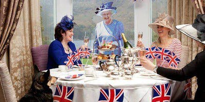 Queen's Tea Party!