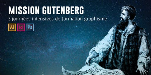 Mission Gutenberg #23 - Formation Graphisme
