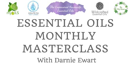 Essential Oils Monthly Masterclass - Supporting kids on the spectrum tickets