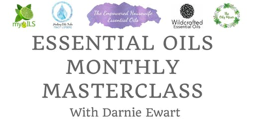 Essential Oils Monthly Masterclass - Supporting kids on the spectrum