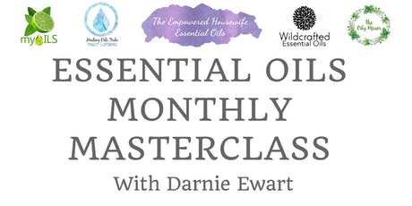 Essential Oils Monthly Masterclass - USA Global Convention re-cap tickets