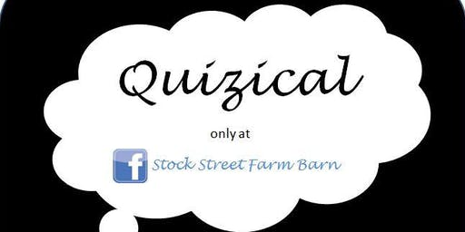 Quizical is back!