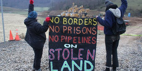 Lisa Guenther, 'No Prisons on Stolen Land: Abolition and Decolonization as Interconnected Struggles'  tickets