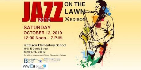 Jazz on The Lawn @Edison  tickets