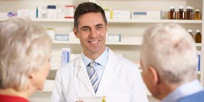 Medicines Optimisation in the Frail Elderly Population, Edinburgh