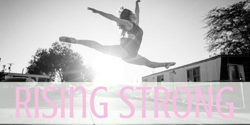 BOLD Goals - October session on 'Rising Strong' (Oxford workshop)