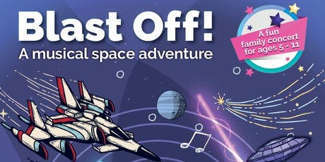 Day music workshop and performance - Blast Off! tickets