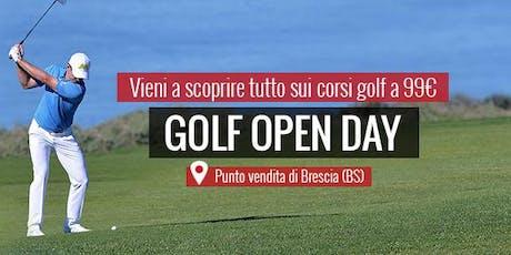 MAXI SPORT | Golf Open Day Brescia 20 luglio 2019 biglietti