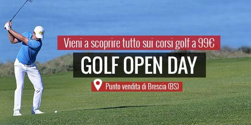 MAXI SPORT | Golf Open Day Brescia 20 luglio 2019