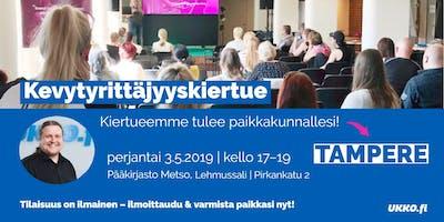Kevytyrittäjyyskoulutus, Tampere