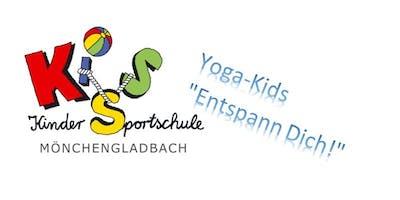 "KURS-ANGEBOT: Yoga-Kids ""Entspann Dich!"" montags"