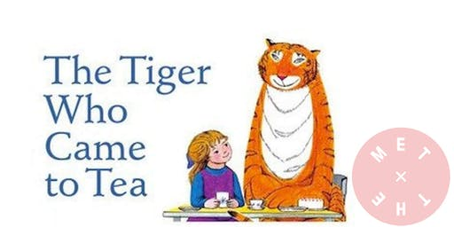 Somatic Storytelling - The Tiger Who Came to Tea