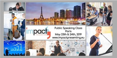 2-Day Paris IMPACT Presenting - Public Speaking an