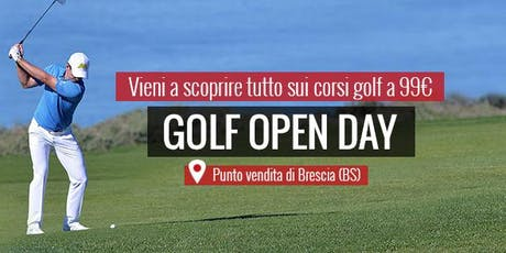 MAXI SPORT | Golf Open Day Brescia 8 settembre 2019 tickets
