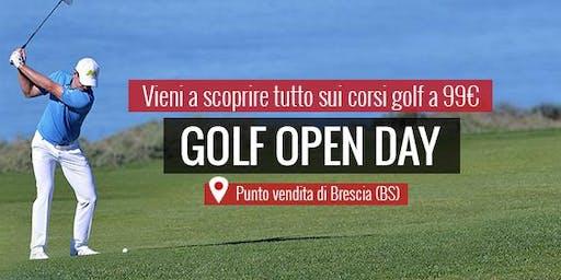 MAXI SPORT | Golf Open Day Brescia 1 settembre 2019