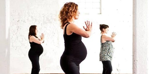 Pregnancy Teacher Training Open
