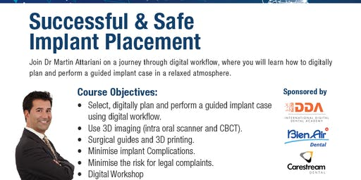 Digital Dental Implant Workflow