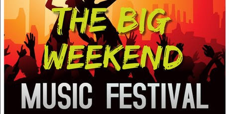 Lockestock  The Big Weekend  tickets