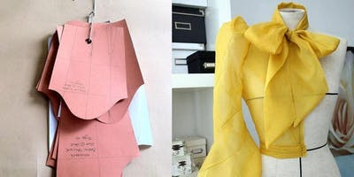 BESPOKE PATTERN MAKING WORKSHOP / One Day Intensive Course