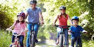 Fairlop Waters Family Led Cycle Session