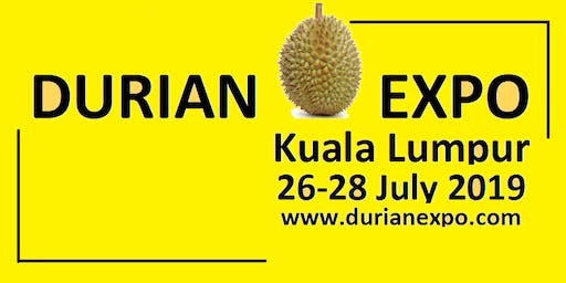 Durian Expo 2019