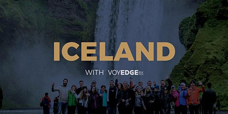 Iceland w/VoyEdge RX tickets