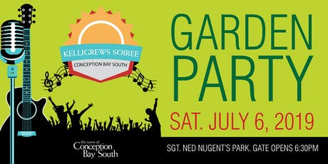 2019 Kelligrews Soiree Garden Party tickets