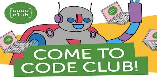 Code Club (Garstang) #digiskills
