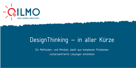 Design Thinking in aller Kürze Tickets