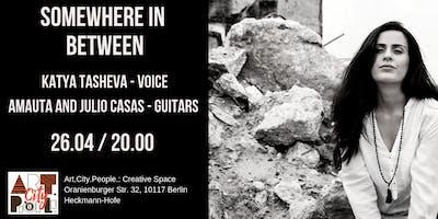 Live Music Somewhere in between / Katya Tasheva &