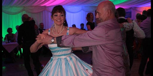 Charity Jive Ball in aid of Wessex Cancer Trust.