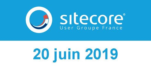 Meet Up Sitecore User Group France