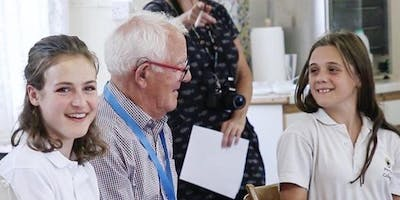 """""""Only Connect!"""" A community symposium about the benefits of creative intergenerational practice & research"""