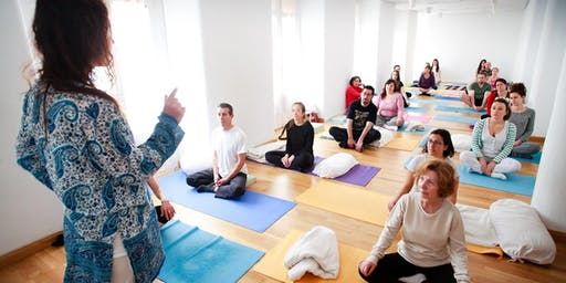 Community Learning - Yoga for Back Care - An Introduction - The John Godber Centre