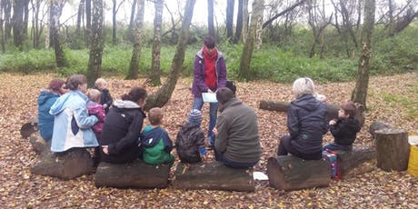 Education Parkridge Nature Tots at Parkridge - Storytime in the Woods tickets