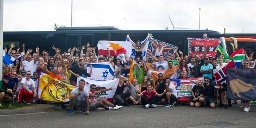 TML19 - Weekend 1 - Amsterdam Dreamville Partybus